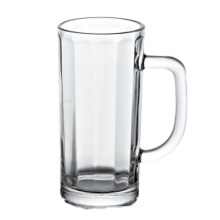 Taza de cristal de cerveza de 12 onzas / 360 ml Cerveza Stein