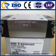 Rexroth CNC Parts Runner Block R162281420 Rail de guidage linéaire