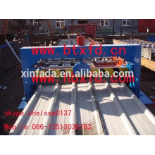 Building material roll forming making machinery