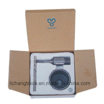 Электроинструмент - Набор перфораторов для полых отверстий
