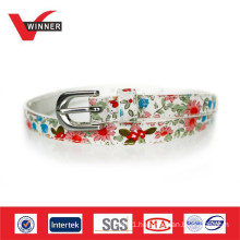 2014 Blooming Fashion PU Kids Belts