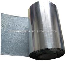 10 Meter Selbstklebendes Bitumendach-Aluminiumfolienband