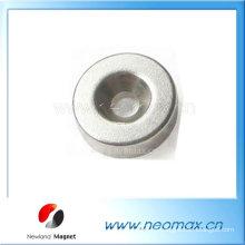 Senkung Neodym-Magnet