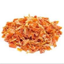 Granule de carotte déshydratée en tranches de carotte biologique