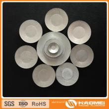 Flat / Domed / Round / Oval / Concave / Rectangle Aluminium Slugs