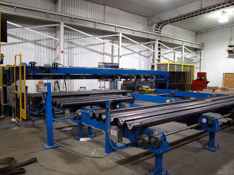 Waves Crash Barrier Roll Forming Machines