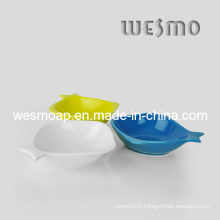Adorable Fish Shape Snack Dish