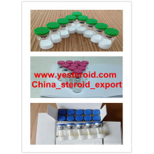 Haute qualité Ghrp-6 Ghrp-2 (5mg / fiole 10mg / fiole) hormone stéroïde (CAS: 87616-84-0)
