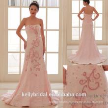 2017 новом сезоне ценится кружево аппликация элегантный бисером невесты бальное платье