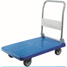 Plastic Handcart (895X590mm) (Blue)