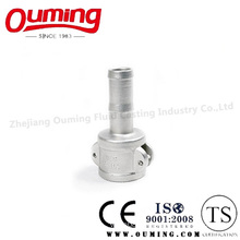 Stainless Steel C-Type Quick Coupling Casting with Precision Investment (OEM/ODM)