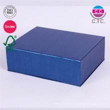 cartón personalizado plegable caja de zapatos de papel al por mayor
