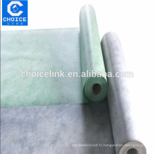 PP / PE composite composite sous-sol membrane étanche en tissu