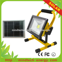 LED Flood Light energia solar para casa