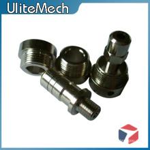 Serviços de fabricação, peças metálicas para prototipos de plástico