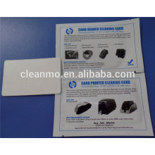ATM/ Card Reader Cleaning Card CR80 maintenance cleaning materials
