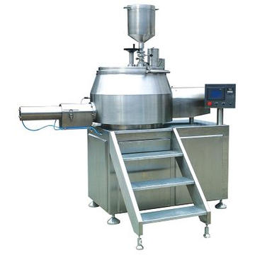 GHL Series Wet Mixing Granulator