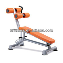 Fitness equipment gym adjustable bench incline & decline bench for sale