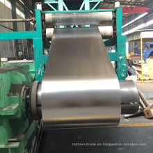 Gi Coils, bobina de acero laminado en frío con revestimiento de zinc