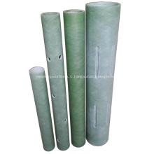 Tube en fibre de verre FR4 G12 G10