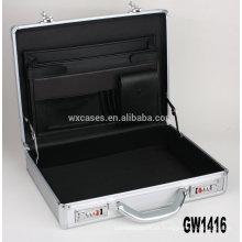 nueva cartera de llegada aluminio hombres de fábrica de China