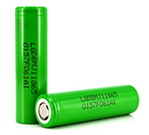 flashlight brightness battery 18650 Battery LG 3350mAh