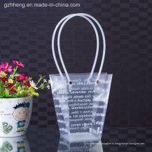 Индивидуальные пластиковые пакеты для подарочной упаковки (пакет для печати)