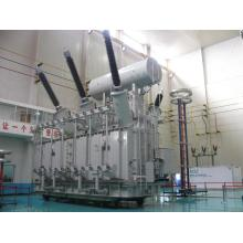 Three-phase Two-winding Power Transformer with Tap Changer