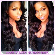 2015 nova moda venda quente onda profunda brasileira cabelo longo cabelo china mulher peruca