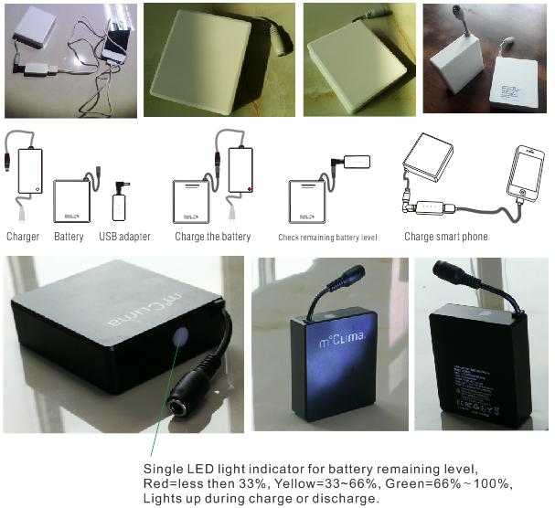 ac307 battery