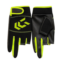High Quality Fishing Gloves New Sports Gloves Winter Fitness Warmth Three-Finger Half-Finger Gloves