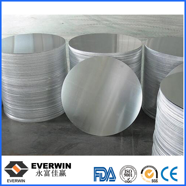 Aluminium Circle 1050 Customized Aluminium Circle