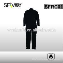 2015 SFVEST toalhetes de segurança à prova de fogo com 100% algodão, NFPA 2112