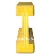 Encofrado H viga de madera