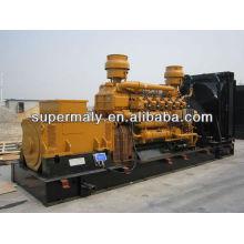 Woodward controller biomass generator set