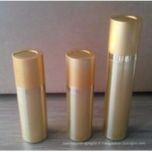 Bouteille cosmétique sans air, bouteille cosmétique, bouteille de crème, bouteille en plastique