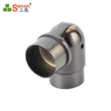 2020 Hunting Series Christmas Recommended Stainless Steel Movable Elbow Handrail Pipe Connectors Of High Quality