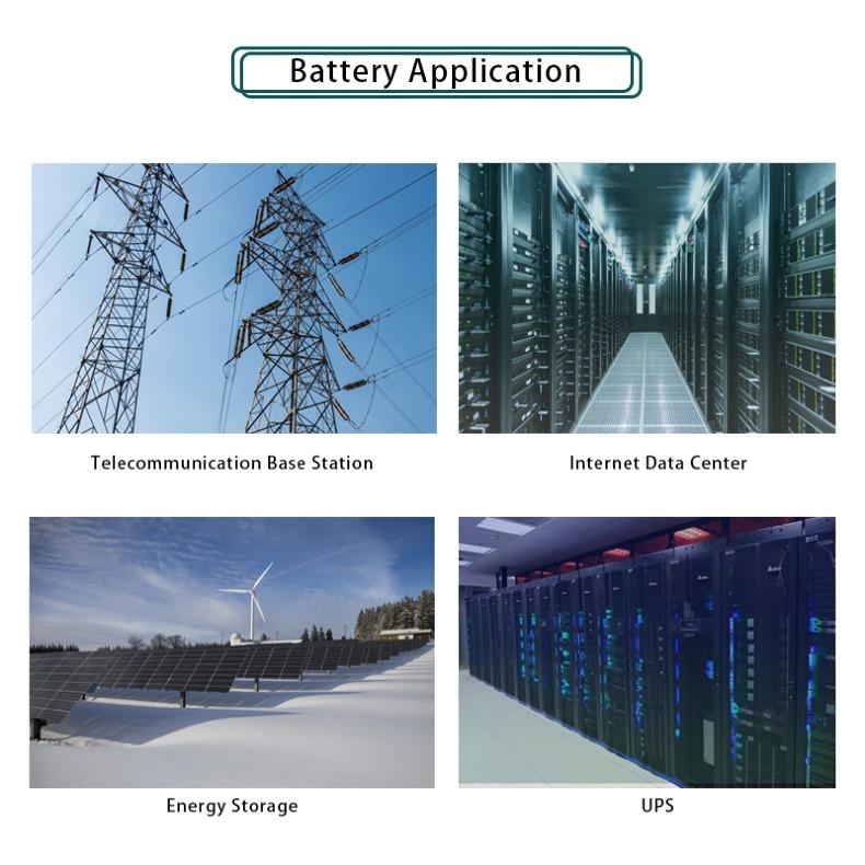 6 75ah High Voltage Battery