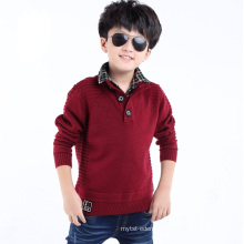 15CSK041 fine winter kids cashmere sweater