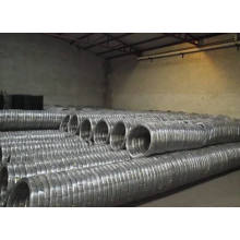 Vineyard trellis wire oval steel wire