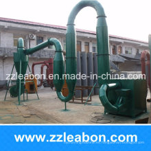 Small Type Pipe Milling Wheat Straw Secador en venta