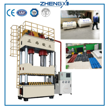 Sheet Molding Compound SMC Hydraulic Press Machine 800T