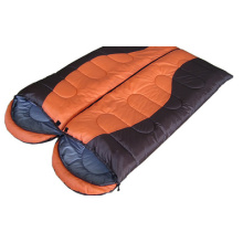 New Portable Warm High Quality Envelope Sleeping Bag for camping