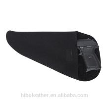 Tourbon tactique Silicone pistolet de stockage pistolet cas de stockage noir pistolet chaussettes