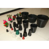 Eco-friendly Biodegradable Plant Pots , Hdpe Compostable Seedling Pots