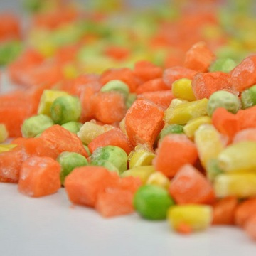 Dilicious IQF Frozen Mixed Vegetables