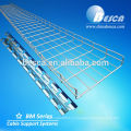 Профессиональная стальная сетка кабель Поставщик лоток с системой ISO9001