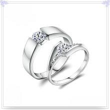 Стерлингового серебра 925 ювелирных изделий Кристалл Мода кольцо (CR0007)
