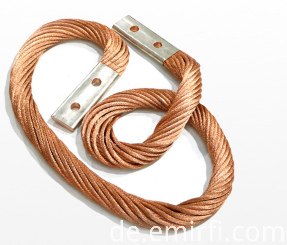 soft copper wire connector