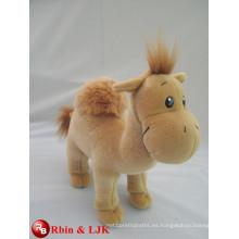 Conozca EN71 y ASTM estándar ICTI juguete de peluche fábrica de camellos de peluche